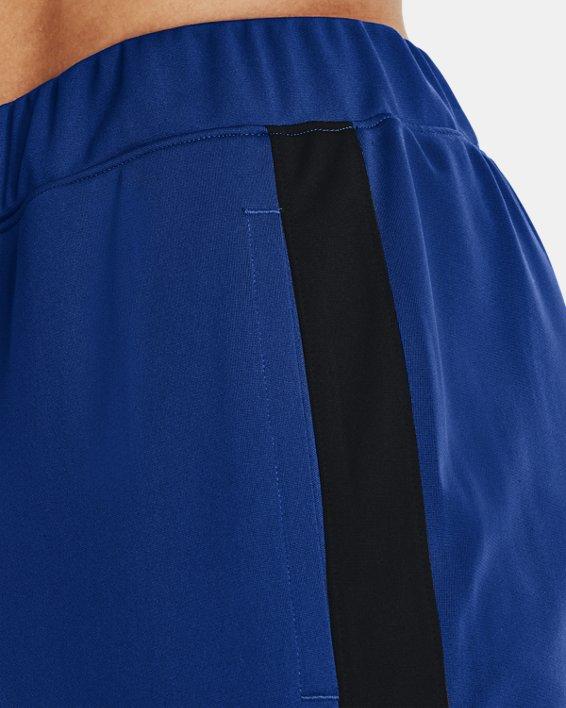 Men's UA Knit Track Suit, Blue, pdpMainDesktop image number 3