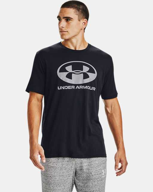 Men's UA Locker Tag Wordmark Short Sleeve