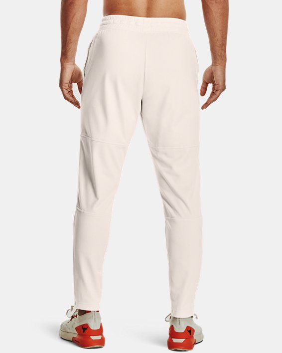 Pantalon de survêtement Project Rock Knit pour homme, White, pdpMainDesktop image number 2