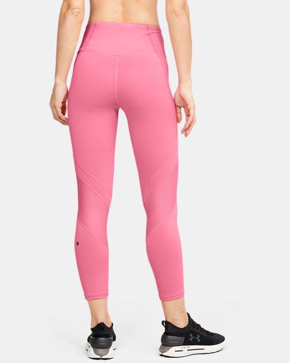 Women's UA RUSH™ Crop, Pink, pdpMainDesktop image number 2