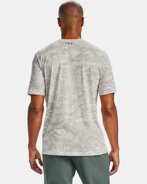 Men's UA ABC Camo Short Sleeve