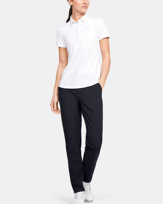 Women's UA Links Pants, Black, pdpMainDesktop image number 1