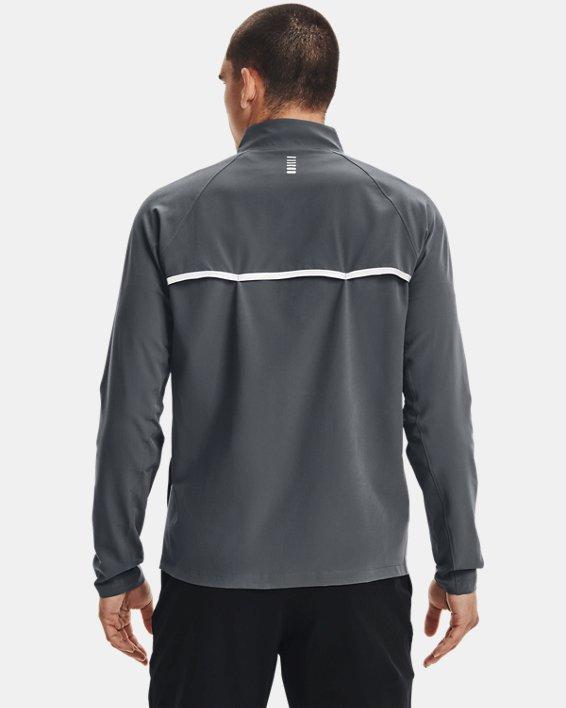 Men's UA Storm Launch 3.0 Jacket, Gray, pdpMainDesktop image number 3