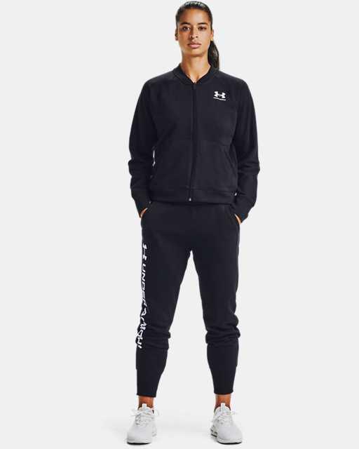 Women's UA Rival Fleece Jacket