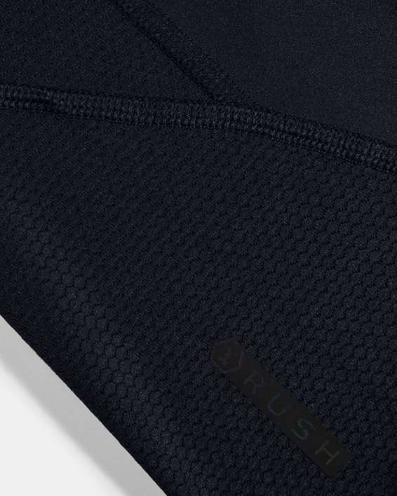 Men's UA RUSH™ HeatGear® 2.0 Compression Sleeveless, Black, pdpMainDesktop image number 5