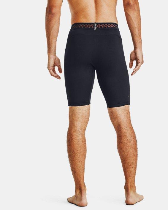 Men's UA RUSH™ HeatGear® 2.0 Compression Shorts, Black, pdpMainDesktop image number 2