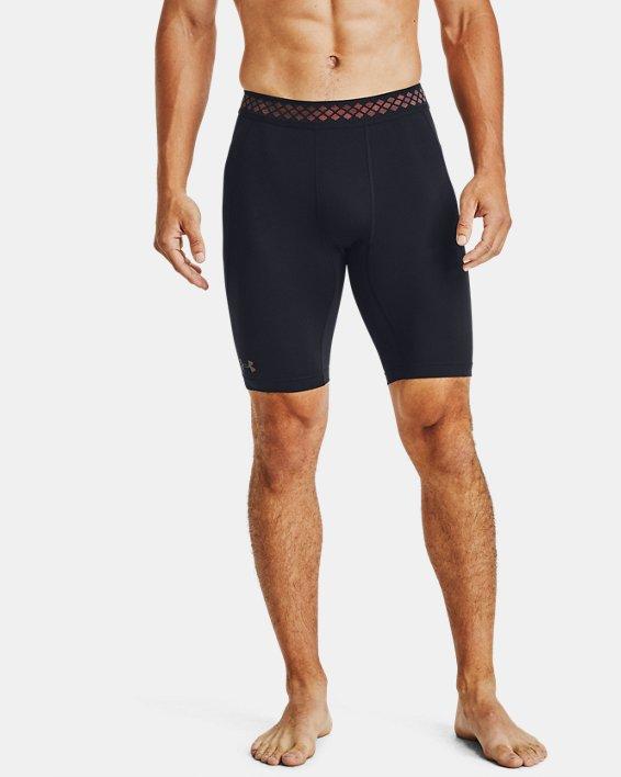 Men's UA RUSH™ HeatGear® 2.0 Compression Shorts, Black, pdpMainDesktop image number 0