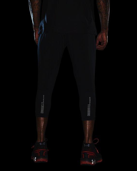 Pantalon ¾ UA Run Anywhere pour homme, Black, pdpMainDesktop image number 6