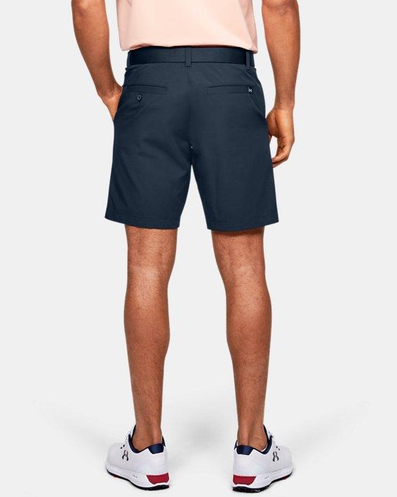 Men's UA Iso-Chill Shorts, Navy, pdpMainDesktop image number 3