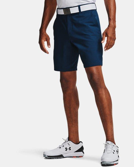 Men's UA Iso-Chill Shorts, Navy, pdpMainDesktop image number 2