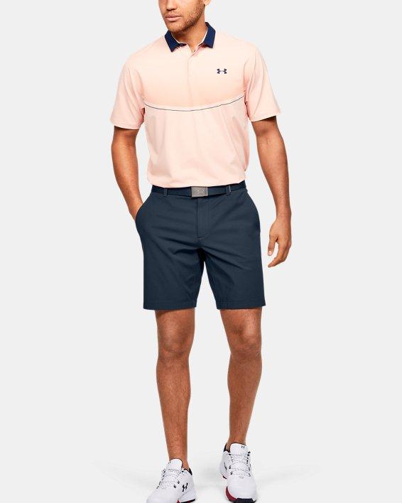 Men's UA Iso-Chill Shorts, Navy, pdpMainDesktop image number 1