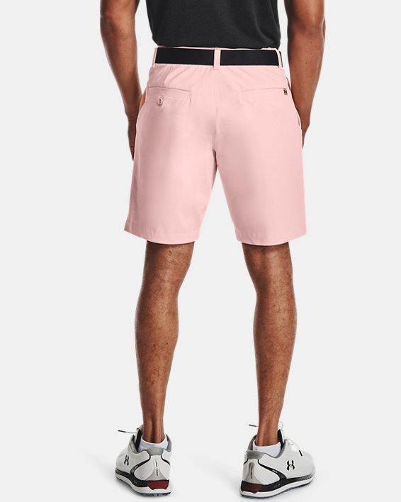 Short UA Iso-Chill pour homme, Pink, pdpMainDesktop image number 2