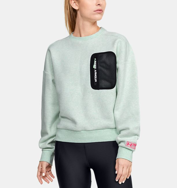 UA Summit Rival Fleece Crew