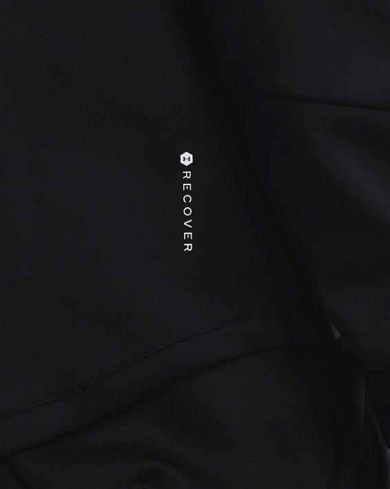 Men's UA + Virgin Galactic RECOVER™ Ponte Hoodie, Black, pdpMainDesktop image number 3
