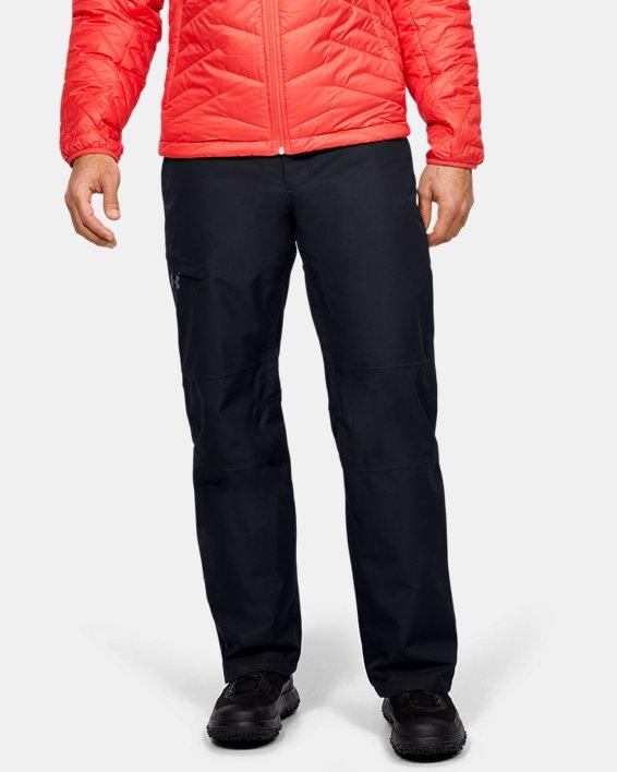 Men's UA Sticks & Stones 2 Pants, Black, pdpMainDesktop image number 0