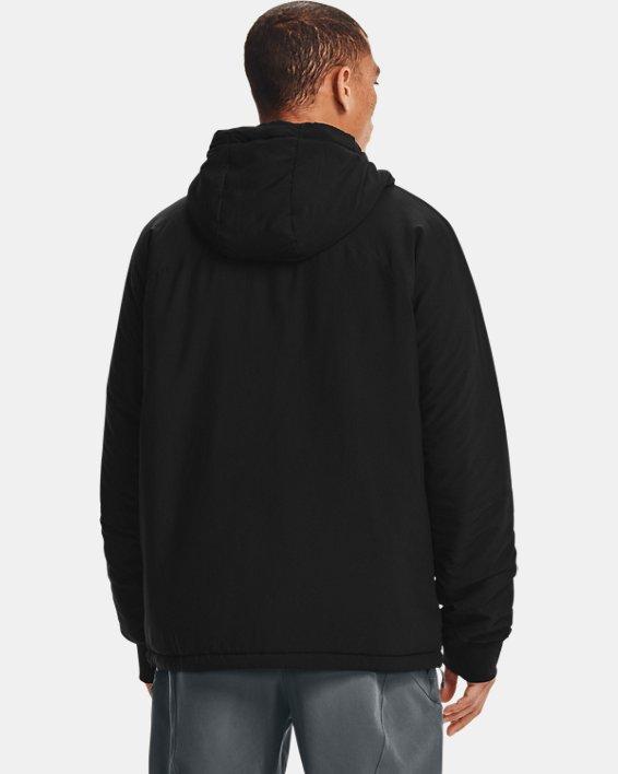 Men's UA Sky Insulate Jacket, Black, pdpMainDesktop image number 2