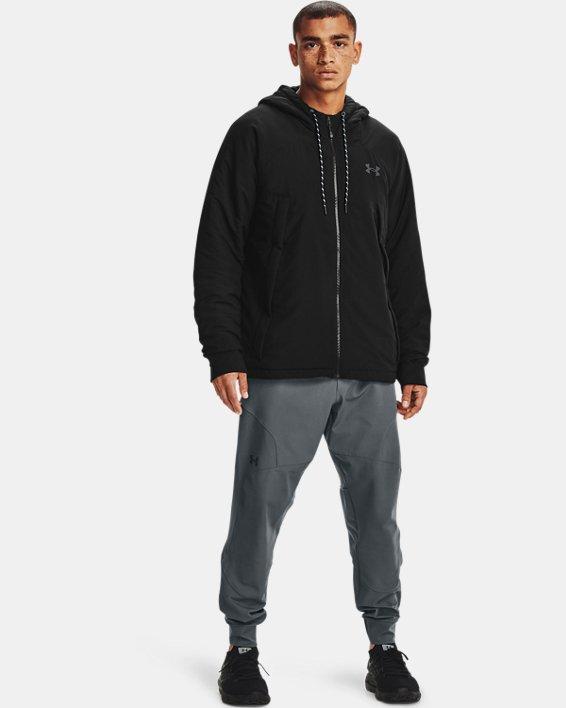 Men's UA Sky Insulate Jacket, Black, pdpMainDesktop image number 0
