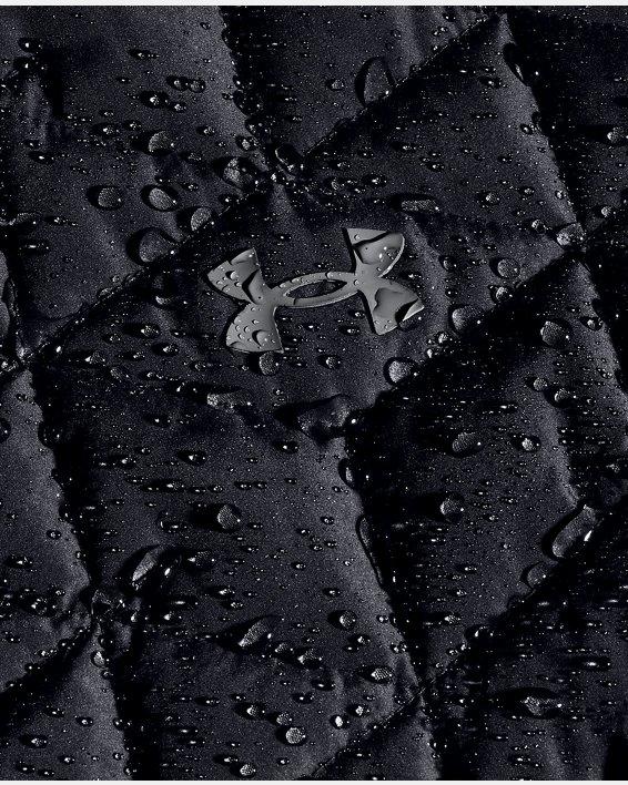 Men's ColdGear® Reactor Golf Hybrid Vest, Black, pdpMainDesktop image number 6