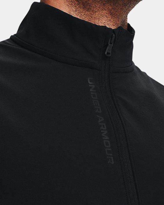 Men's UA Storm Evolution Daytona Vest, Black, pdpMainDesktop image number 5
