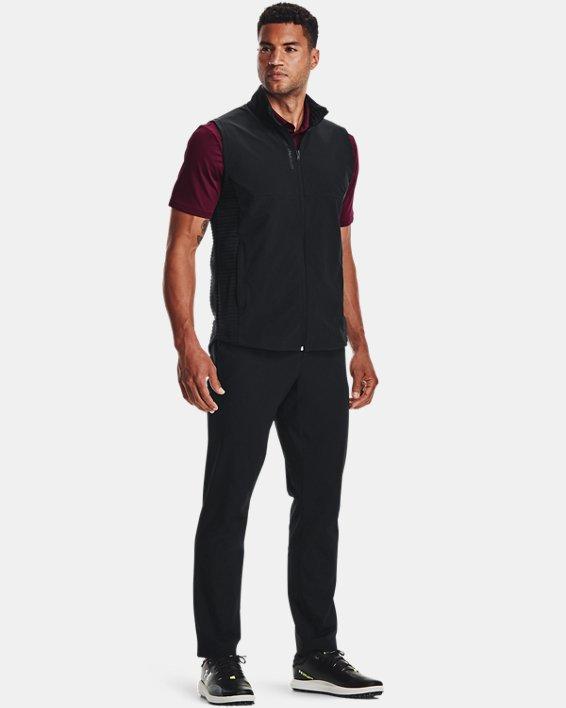 Men's UA Storm Evolution Daytona Vest, Black, pdpMainDesktop image number 1