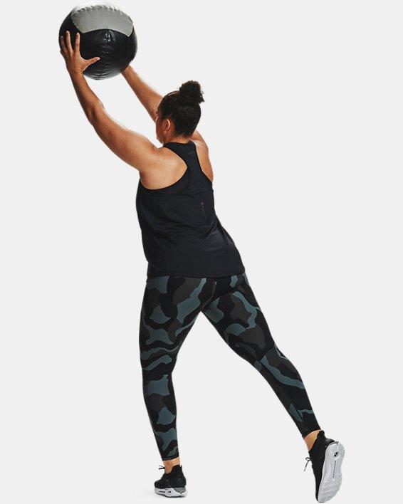 Women S Ua Rush Heatgear Camo Leggings Under Armour