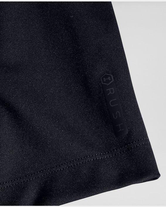 Baselayer à col montant UA RUSH™ ColdGear® 2.0 pour homme, Black, pdpMainDesktop image number 6