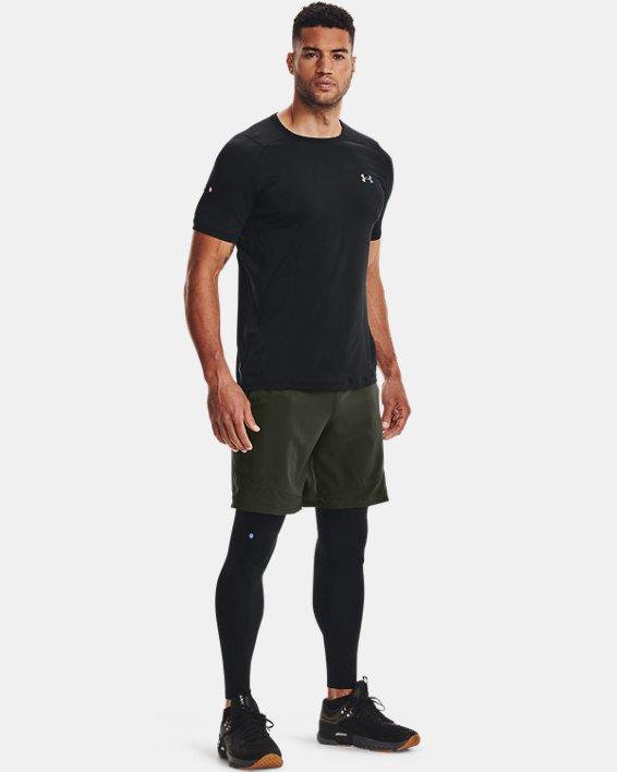 Men's UA RUSH™ ColdGear® 2.0 Leggings, Black, pdpMainDesktop image number 1