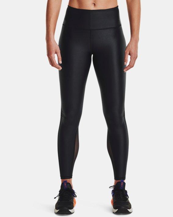 Women's UA Iso-Chill Full-Length Leggings, Black, pdpMainDesktop image number 1
