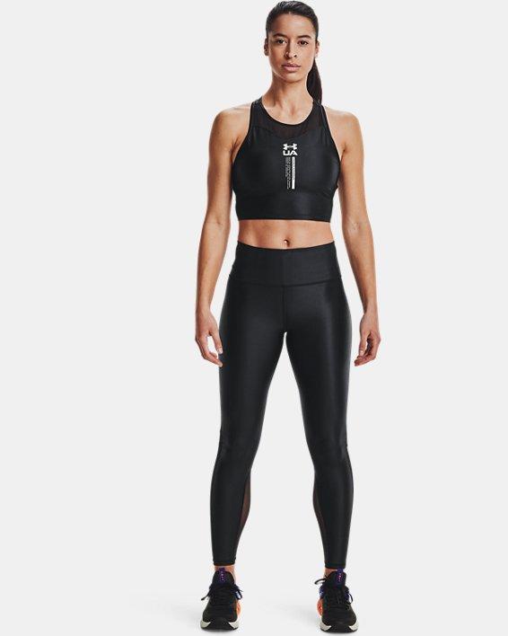 Women's UA Iso-Chill Full-Length Leggings, Black, pdpMainDesktop image number 0