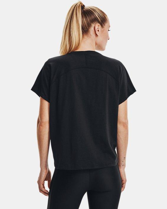 Camiseta de manga corta Project Rock BSR para mujer, Black, pdpMainDesktop image number 2