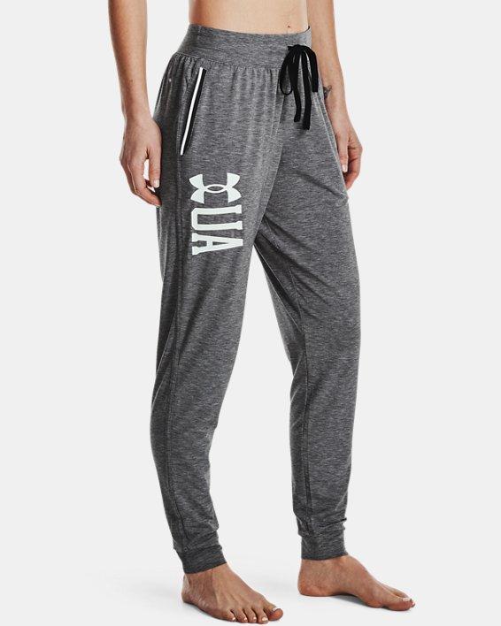 Women's UA RECOVER™ Sleepwear Joggers, Black, pdpMainDesktop image number 1