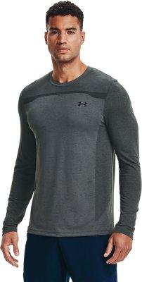 Under Armour Evo Coldgear fitted shirt NWT UPICK mens/' XXL 2XL 3XL tropic pink
