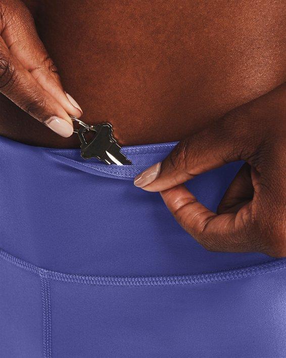 Shorty UAHeatGear® Iso-Chill pour femme, Purple, pdpMainDesktop image number 6