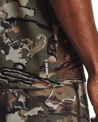 Details about  /Under Armour UA Men/'s Iso-Chill Brushline Camo Short Sleeve T-Shirt 1351143