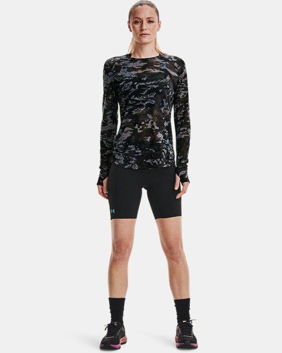 Maglia a manica lunga UA Breeze Run da donna, Black, pdpMainDesktop image number 0