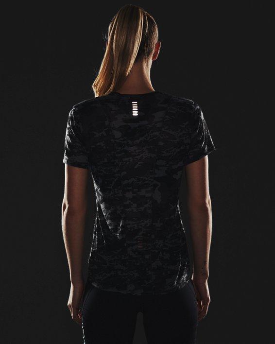 Women's UA Breeze Run Short Sleeve, Black, pdpMainDesktop image number 5