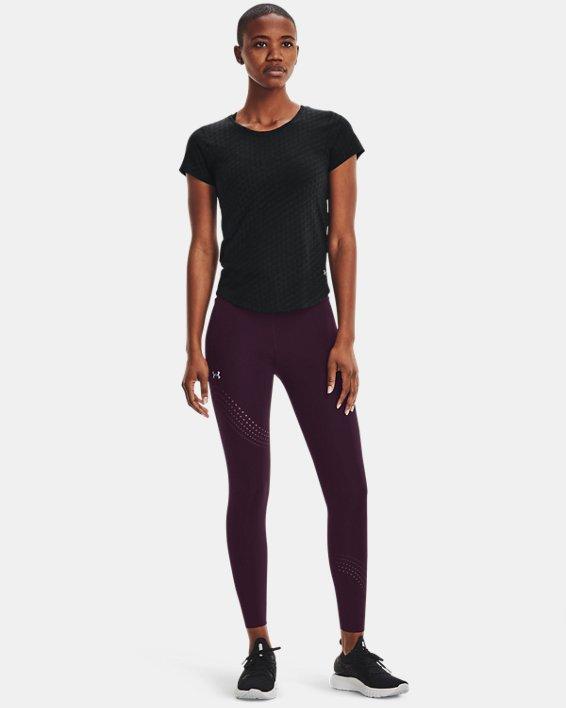 Women's UA Streaker Runclipse Short Sleeve, Black, pdpMainDesktop image number 0
