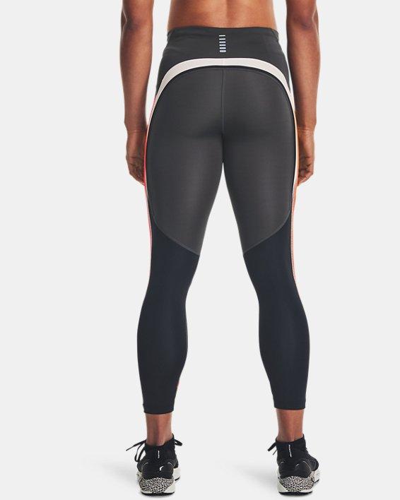 Legging 7/8 UAFly Fast2.0 Mesh pour femme, Gray, pdpMainDesktop image number 2