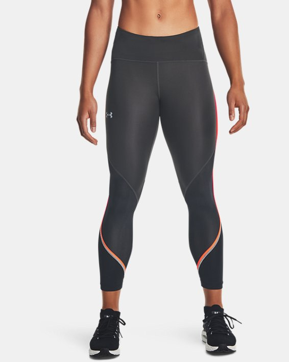Legging 7/8 UAFly Fast2.0 Mesh pour femme, Gray, pdpMainDesktop image number 1