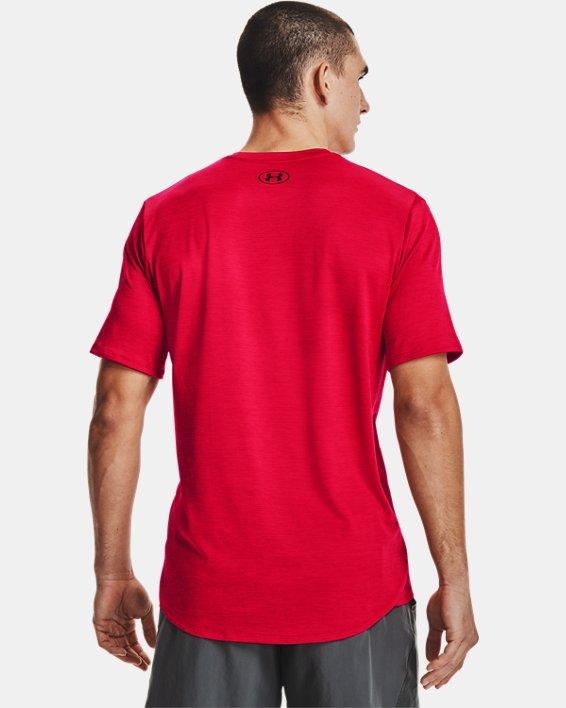 Men's UA Training Vent 2.0 Short Sleeve, Red, pdpMainDesktop image number 1