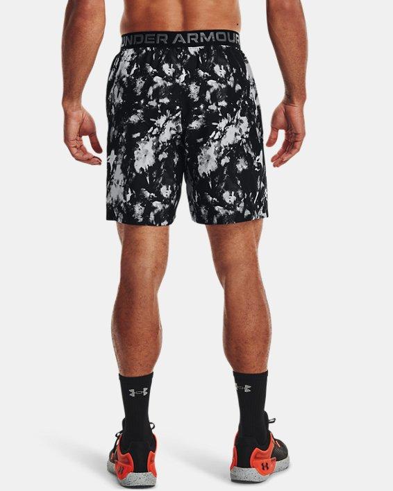 Herren UA Adapt Shorts aus Webstoff, Black, pdpMainDesktop image number 2