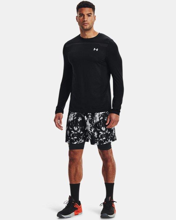 Herren UA Adapt Shorts aus Webstoff, Black, pdpMainDesktop image number 0