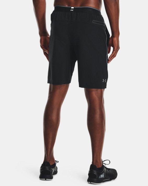 Short UA Unstoppable pour homme, Black, pdpMainDesktop image number 2