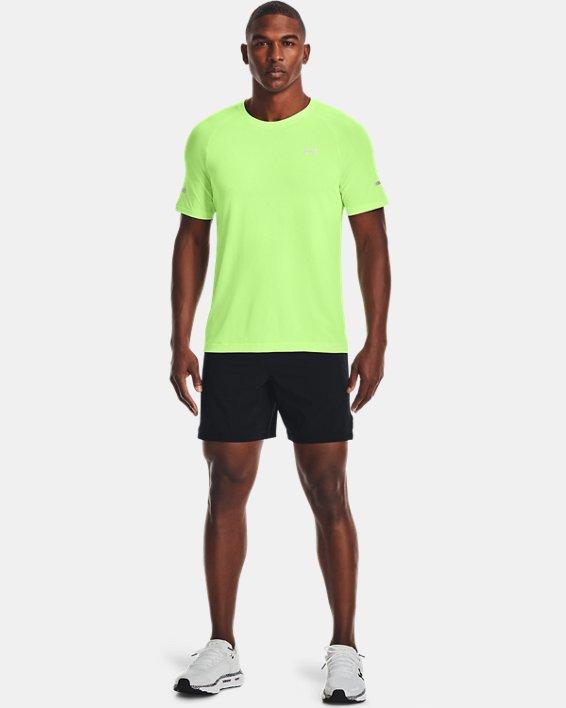 """Men's UA Speedpocket 7"""" Shorts, Black, pdpMainDesktop image number 0"""