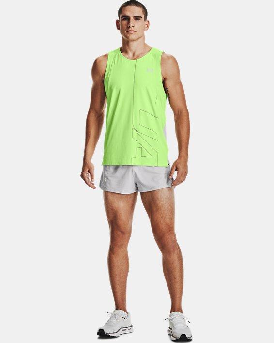 Men's UA Draft Run Shorts, Gray, pdpMainDesktop image number 0