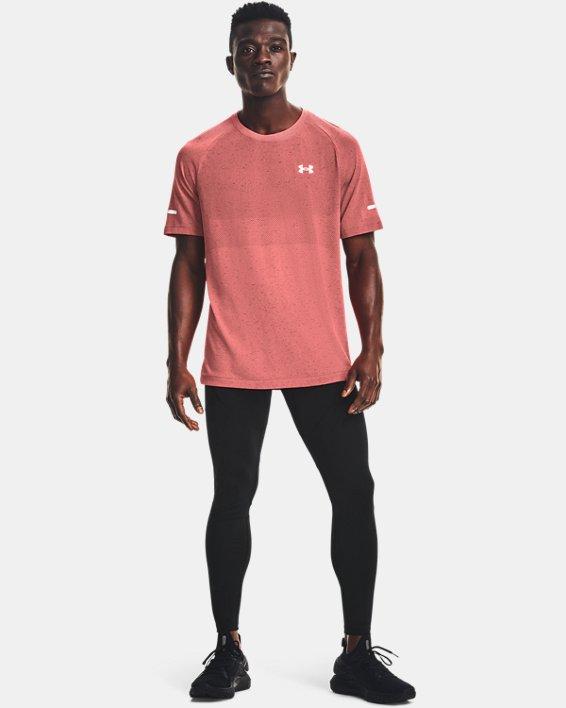 Men's UA Speedpocket Tights, Black, pdpMainDesktop image number 1