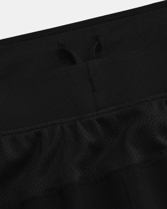 Pantalón corto UA Launch Run Split para hombre, Black, pdpMainDesktop image number 6