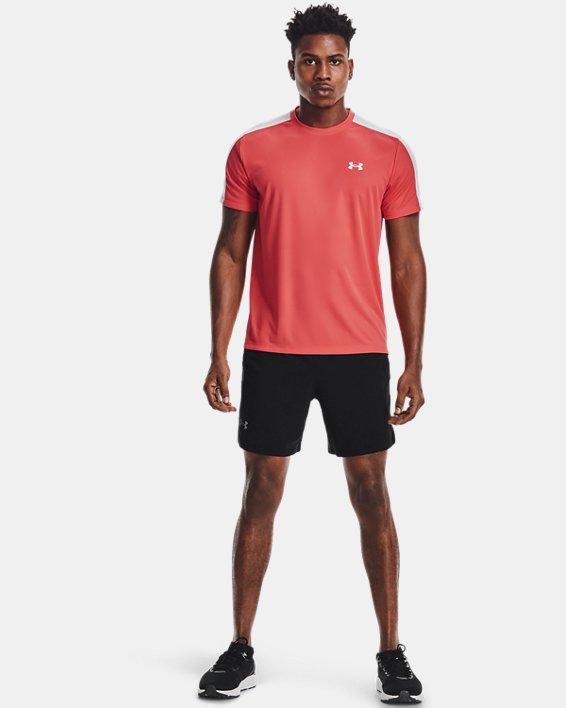 "Men's UA Launch Run 7"" Shorts, Black, pdpMainDesktop image number 2"