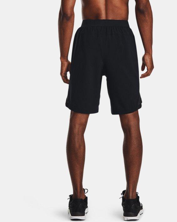 "Men's UA Launch Run 9"" Shorts, Black, pdpMainDesktop image number 1"