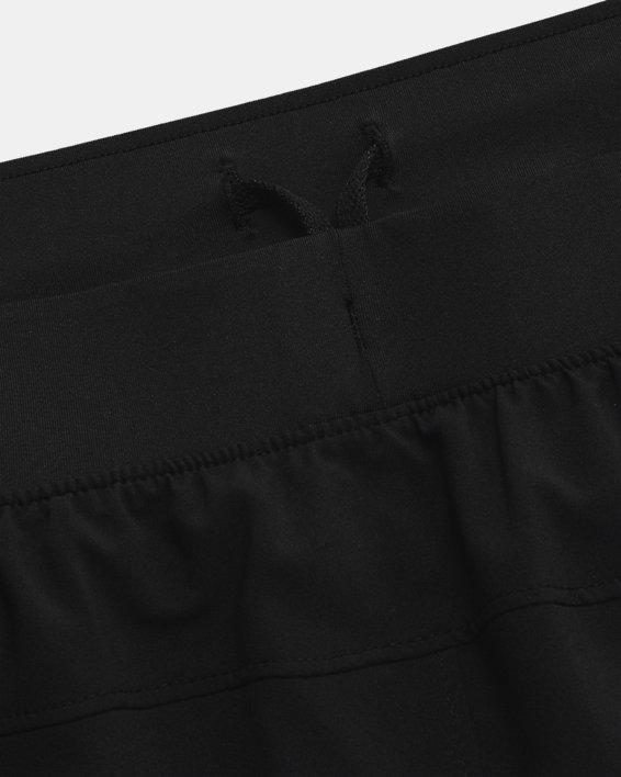 "Men's UA Launch Run 9"" Shorts, Black, pdpMainDesktop image number 4"